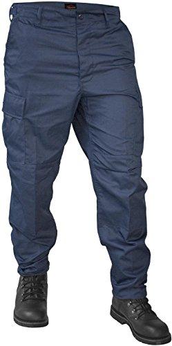 normani US Ranger Hose BDU Hose in verschiedenen Farben Farbe Navy Größe XL