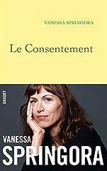 estimation pour le livre Le consentement
