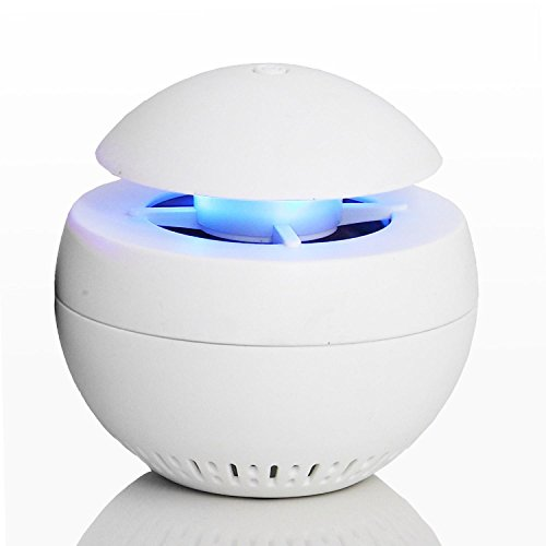 AMZH Heiße Aromatherapie Elektrische Moskito Repellent Trapper Mosquito Killer Lampe USB LED Nachtlicht , a (Die Raid-killer)