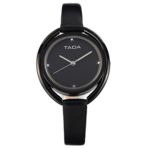 Case Tada Casual Watches Watch Wrist Alloy For Replacement And Women Girl Quartz Movement CedxBo