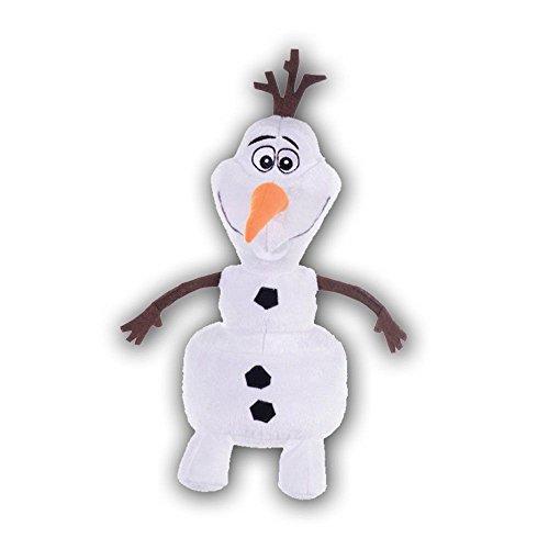 Olaf Oficial de Frozen ~ 28cm juguete de peluche ~ Frozens muñeco de nieve adorable