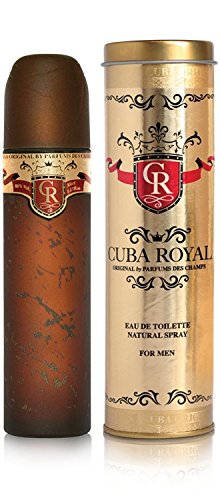 Cuba Eau De Toilette Spray (Parfum de France Cuba Royal homme / men, Eau de Toilette, Vaporisateur / Spray, 100 ml)