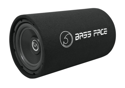 bass-face-bass101-10-inch-1100w-bass-tube-compact-car-subwoofer-enclosure