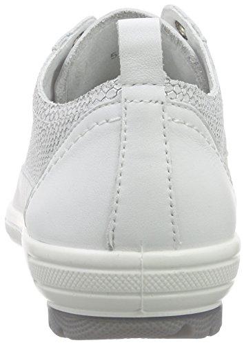 Legero Tanaro, Baskets Basses Femme Blanc (weiss 50)