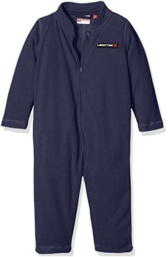 Anzug Lego (LEGO Wear Jungen  Overall DUPLO LEGO TEC SHAY 675 - Fleeceanzug, , , , , Gr. 74, Blau (Dark Blue)