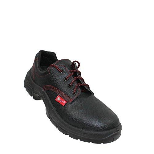 Chaussures hI cI pSH s2 chaussures berufsschuhe businessschuhe plat chaussures noir Noir - Noir