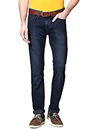 Allen Solly Men's Low Waist Slim Fit Jeans