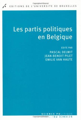 Les partis politiques en Belgique