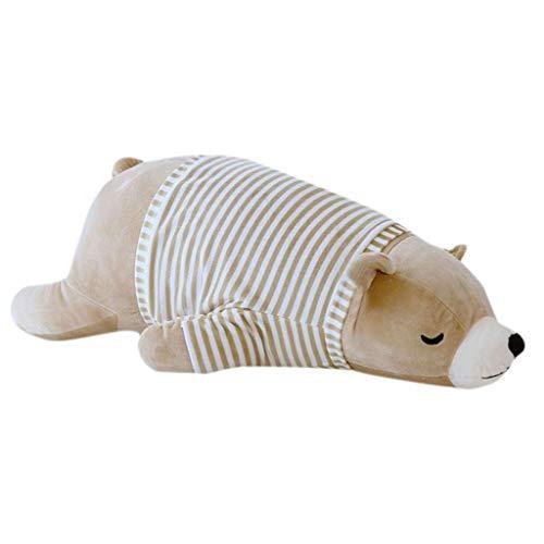 ZMRWJ Marioneta- Oso Polar Peluche Animal Peluche
