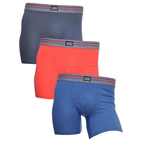 jockey-cotton-stretch-3-pack-boxer-para-los-hombres-small-azul-rojo-gris