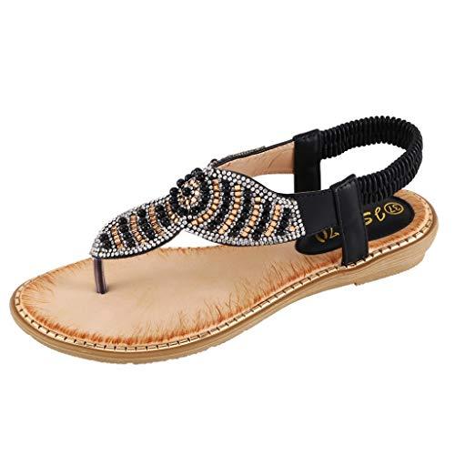 Zapatos de Tacon Mujer Fiesta, Mujeres escandalosas Tipo T, Beige,Rojo,Negro,Blanco con tacón Alto 2cm, 35/36/37/38/39/40/41/42/43 EU