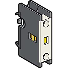 Schneider Electric LADN20 TeSys D, Bloque de contactos aux, 2 NO, conexión por tornillo