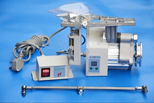 mabelstar 1400W industrielle Dämpfer Servo Brushless Kupfer Draht Energiesparend Motor Nähmaschine