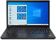 "Lenovo ThinkPad E15 (2021) Intel Core i5 11th Gen 15.6"" FHD IPS Thin and Light Laptop (8GB RAM/512GB SSD/"