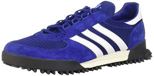 adidas Herren Marathon Tr Fitnessschuhe, Blau (Azumis/Blatiz/Negbás 0), 42 2/3 EU