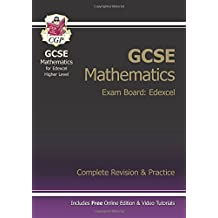 GCSE Maths Edexcel Complete Revision & Practice with Online Edition - Higher (A*-G Resits)