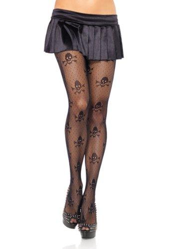 Patas de madera de Avenue negro diseño de noche de brujas...
