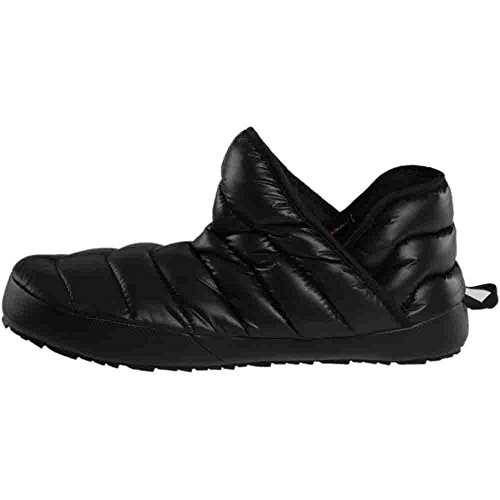 The North Face M Tb Traction Bootie, Stivali da Escursionismo Uomo Nero (Shinytnfblck/Drkshadowgry)