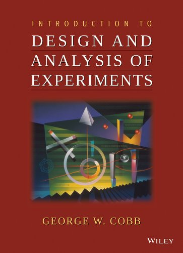 Introduction to Design and Analysis of Experiments (Key Curriculum Press)