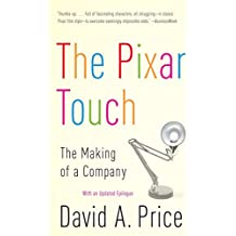 The Pixar Touch: The Making of a Company (Vintage)