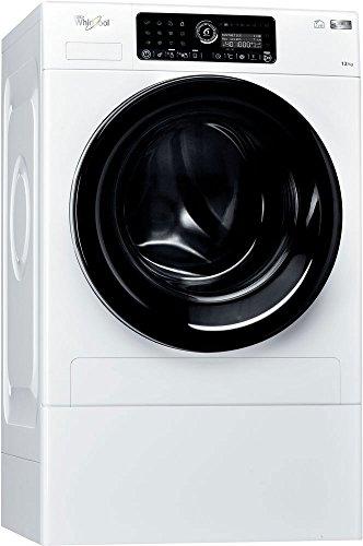 Whirlpool FSCR 12443 Libera installazione Carica frontale 12kg 1400Giri/min A+++-60% Bianco lavatrice