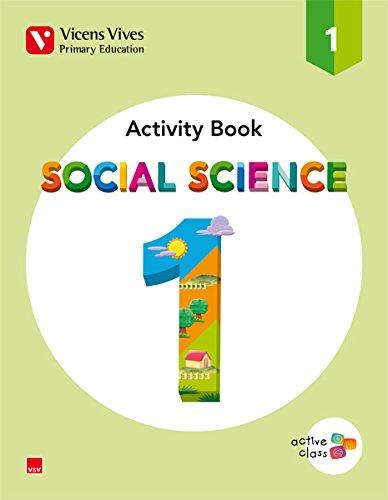 SOCIAL SCIENCE 1 ACTIVITY BOOK (ACTIVE CLASS): 000001 - 9788468215662
