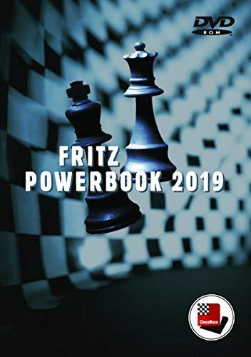 Fritz Powerbook 2019: Die Schacheröffnungstheorie auf DVD-ROM -