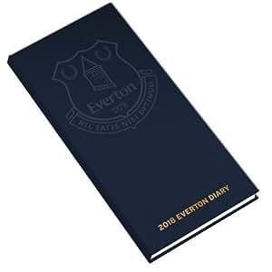 Everton F.C.–Agenda tascabile 2018prodotto ufficiale