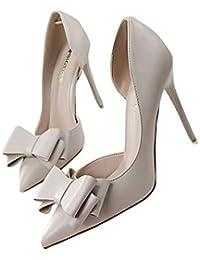 Beikoard(Asia Size) Scarpa da Donna Estremamente Sexy Tacchi Alti Scarpe da Donna  Scarpe 8ee5670702d