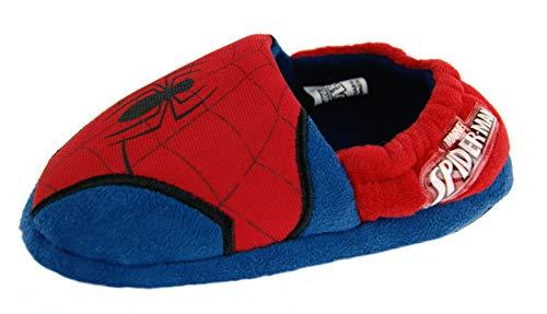 Marvel Ultimate Spiderman Boys Slippers