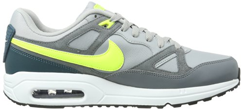 Nike, Nike Air Max SPAN, Scarpe sportive, Uomo Wolf Grey/VLT-CL Gry-NGHT FCTR