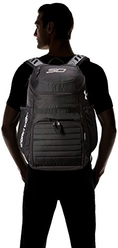Under Armour SC30 Undeniable Backpack, Black/Black, One Size Image 5