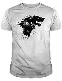 Camiseta de Mujer Juego de Tronos Stark Tyrion Dragon Daenerys