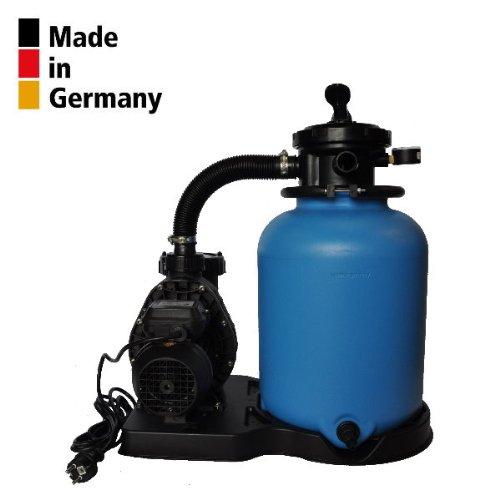 Sandfilterpumpe –  Sandfilter – PoolsBest 300mm - 2