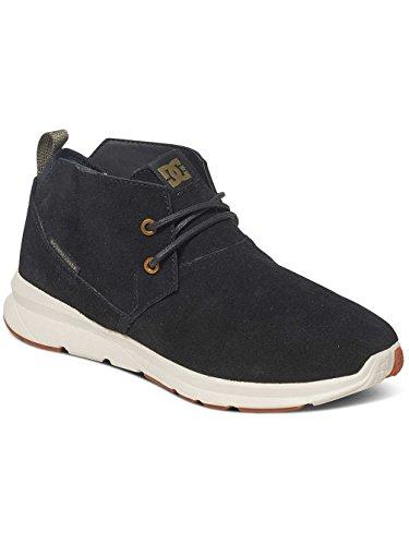 DC Shoes  Ashlar, Espadrilles Homme Raven
