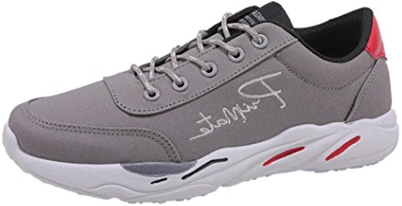 FNKDOR Herren Freizeitschuhe Sport Schuhe Laufschuhe Turnschuhe