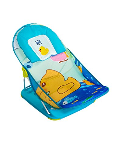 Mee Mee Compact Baby Bather (Light Blue)
