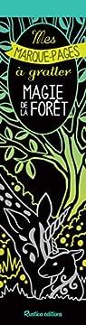 Magie de la forêt : Mes marque-pages à gratter par Zottino