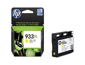 Hewlett Packard Edition INK CARTRIDGE NO 933XL HP 933XL Yellow Officejet Ink Cartridge