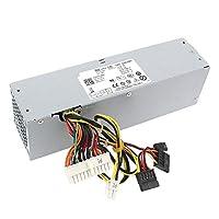 S-Union 240W Power Supply Unit for Dell OptiPlex 390 790 960 990 3010 9010 Small Form Factor System SFF H240AS-00 H240AS-01 H240ES-00 D240ES-00 AC240AS-00 AC240ES-00 L240AS-00 3WN11 PH3C2 2TXYM 709MT