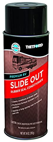 Thetford Premium RV Slide Out Seal Conditioner 32778, 14 oz.
