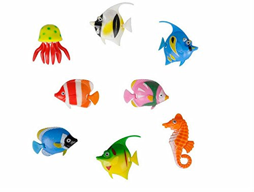 pack-of-8-colourful-assorted-artificial-plastic-bubble-lamp-aquarium-tropical-fish-jellyfish-seahors