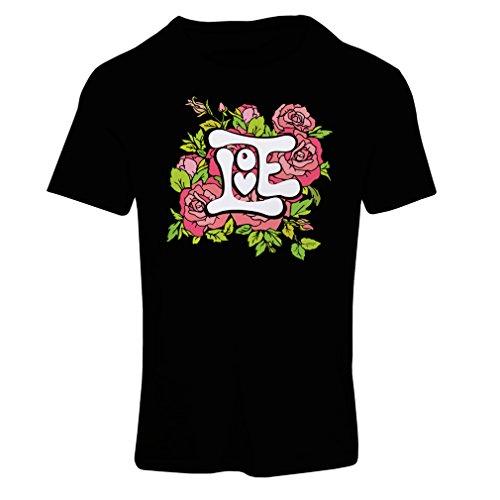"""T-shirt femme """"Aime-moi"""" - SAINT-VALENTIN - Idées-cadeaux Noir Multicolore"""