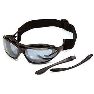 4Objektiv Ersatz Sport Motorrad Jet Ski polarisierte Brillen Sonnenbrille