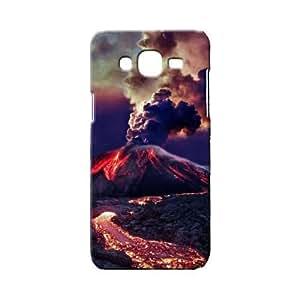 BLUEDIO Designer 3D Printed Back case cover for Samsung Galaxy A3 - G3725