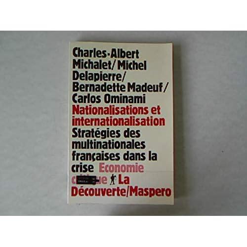 Nationalisations et internationalisation