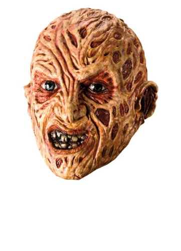 Tim Kostüm Before Christmas Burton Nightmare - Halloween Horror Maske Freddy Krueger Zombie Untoter