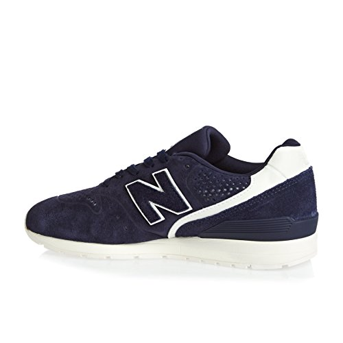New Balance 996 Leather, Sneaker Uomo Blu (Navy)