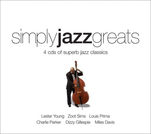 Simply Jazz Greats by Various Artists