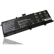 vhbw batería 5100mAh (7.4V) para notebook Asus VivoBook S200E-CT198H, S200E-CT199H, S200E-CT200H y C21-X202, C22-X202.